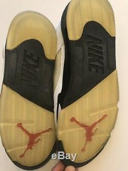 1999 Original Nike Air Jordan V 5 Neuf Dans La Boîte Taille 13 100% Authentique