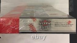 2006 Fleer Ultra Football Hobby Box Factory Scellé 24 Pack