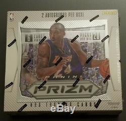 2012-13 Prizm Basketball Scellé En Usine Hobby Box Kawhi Leonard Anthony Davis Rc