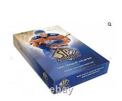 2015 16 Sp Authentic Hockey Hobby Box Mcdavid Future Watch