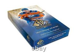 2015-16 Upper Deck Sp Authentique Cartes De Hockey Box Hobby