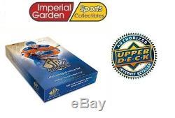 2015-16 Upper Deck Ud Sp Authentique Hobby NHL Hockey Usine Sealed Box