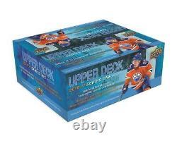 2016-17 Upper Deck Series 1 Cartes De Hockey De La LNH Scellée Boîte De Détail Avec 24 Packs