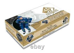 2018-19 Upper Deck Sp Authentic Spa Hockey Hobby Box Newithsealed