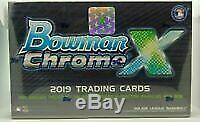 2019 Bowman Chrome X (1) Hobby Sealed Box-1 Psa Graded Alonso Tatis Guerrero