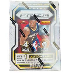 2020-2021 Panini Prizm Basketball Blaster Box