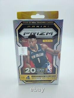 2020-2021 Panini Prizm Basketball Hanger Box