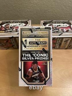 2020-21 Panini Prizm Basketball Blaster Box Lot Of 3