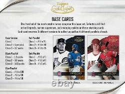 2020 Topps Gold Label Baseball Hobby Box