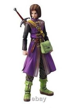 6 Authentic Bring Arts Dragon Quest XI Hero Action Figure (pas De Boîte)