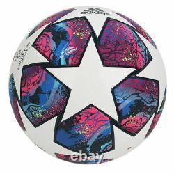 Adidas Final Istanbul 2020 Uefa Champions League Match Ball Avec Boîte Authentique