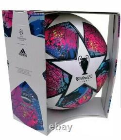 Adidas Istanbul Finale 2020 Ballon Officiel De La Ligue Des Champions Avec Boîte Authentique