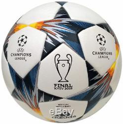 Adidas Uefa Champions League Finale Kiev Match Officiel Balle Authentique Avec La Boîte