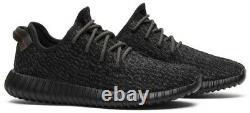 Adidas Yeezy Boost 350''pirate Black'' (homme Us Taille 8) Authentique Nouveau Dans La Boîte
