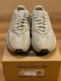 Adidas Yeezy Boost 700 Sel 7.5 Taille Nouveau Dans La Boîte. Authentique