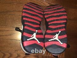 Air Jordan 10 Chicago X Sz 10.5 -100% Authentique Nouveau Avec Boîte