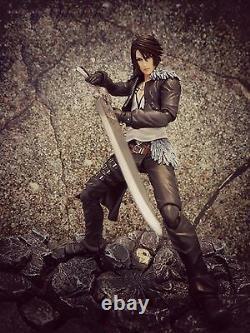 Authentic Play Arts Final Fantasy Dissidia Squall Leonhart Figure D'action (pas De Boîte)