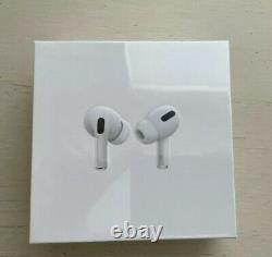 Authentique Apple Airpods Pro Nouveau Dans Box Sealed White Wireless Charging Case