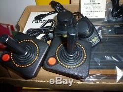 Authentique Atari 2600 Console Système Complet D'affichage Unité Dans La Boîte Originale