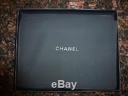 Authentique Chanel 2017 Blanc Perle Collier Iconique 5 CC Dress Tn-o À La Case 42