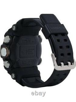 Authentique G-shock Casio Master De G Mudmaster Carbon Core Guard Noir Ggb100-1a