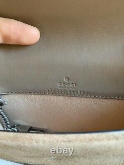 Authentique Gucci Bag. Toutes Les Boîtes, Sacs À Poussière, Récipients Ont Encore