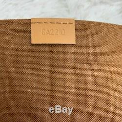 Authentique Nouveau Louis Vuitton Petit Sac Plat Mini Monogramme De Sac + Boîte / Réception