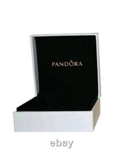 Authentique Pandora Charm Bracelet En Argent Avec Love Story Charms