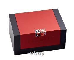Authentique Tissot Seastar 1000 Powermatic80 Cadran Bleu Montre Homme T1204071104100