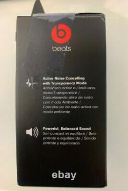 Beats Studio Buds Wireless Noise Canceling Earphones Authentic Red Open Box