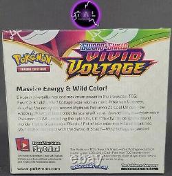 Booster Pokemon Vif De Tension Boîte Marque Nouvelle Usine Scellée Authentique