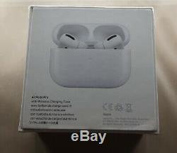 Box Authentique D'apple Ouvert Airpod Pro Avec Garantie Sans Fil Apple Case