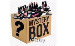 Box Lot De Maquillage Haut De Gamme Marques Nouveautés $ 350 Valeur Pleines Pointures Authentique