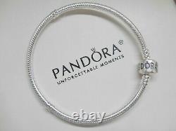 Bracelet En Argent Pandora Authentique Blanc Betty Boop Charmes Européens & Boîte-cadeau
