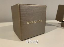 Bvlgari B Zero Taille De Bague 55 Or Authentique 18k Nouveau Avec Boîte