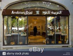 Cachemire Arabian Oud Parfums Oriental Avec La Boîte Authentique Edp