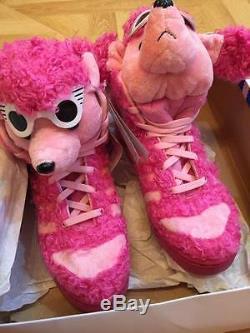 Caniche Adidas Jeremy Scott Js, Nouveau Authentique Dans Box