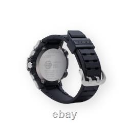 Cassio Authentique G-shock Master De G-steel Black Carbon Core Watch Gstb300s-1a