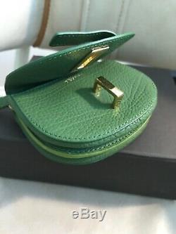 Collection La Delvaux Mitin Card Case. Nouveau Dans La Boîte Authentique