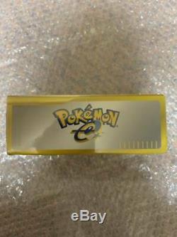 E-carte Pokémon De Base Booster 1ère Édition Authentique Japon Nouveau Scellé