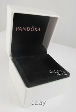 Élégance Classique Collier Plaqué Or Rose Pandora Authentique 386240cz-45 W Box