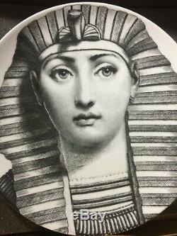 Fornasetti Wall Plaque Authentique Italie Nouveau Dans Rare Vente Collectible