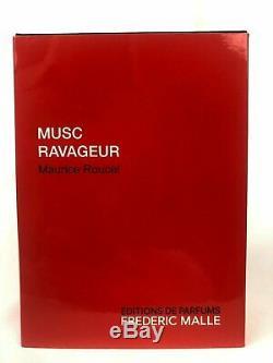 Frédéric Malle Musc Ravageur D'edp Authentique, Nouveau Dans La Boîte, Les Navires Rapides