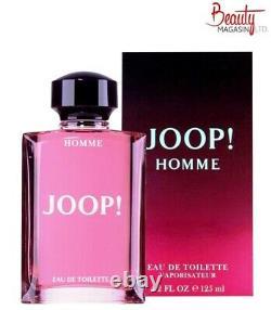 Joop! Homme 125ml Edt Spray Nouvelle Boîte Authentique