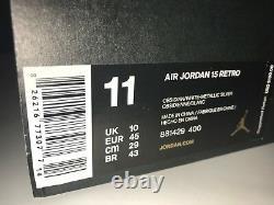 Jordan XV 15 Ray Allen USA Pe Taille 11 100% Authentique Tout Neuf Dans La Boîte