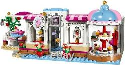 Lego Friends 41119 Heartlake Cupcake Café Authentic Factory Sealed Brand Nouveau