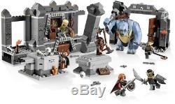 Lego Seigneur Des Anneaux 9473 Les Mines De La Moria Usine Authentique Nouveau Sealed