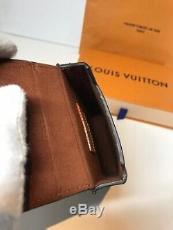 Louis Vuitton Boîte Téléphone De Monogramme Toile Iphone Max M68523 Authentique Nouveau