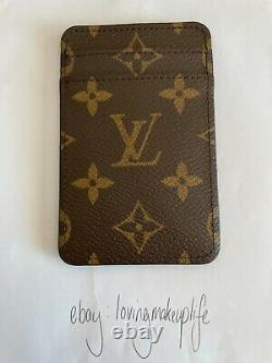 Louis Vuitton Jeu Sur Cruise Card Holder Wallet Heart LV Nouveau In Box Authentique