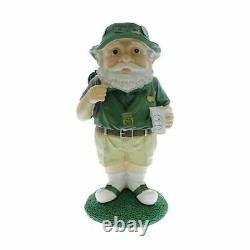 Masters Garden Gnome Authentic Augusta National Golf Club 2019 Flambant Neuf Dans La Boîte